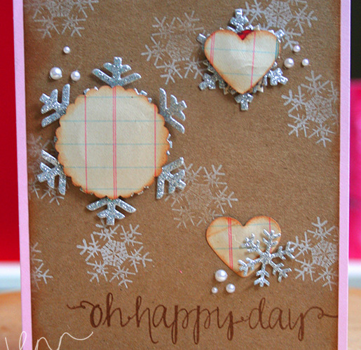 Valentine Blog Hop Day 1: Oh Happy Day!