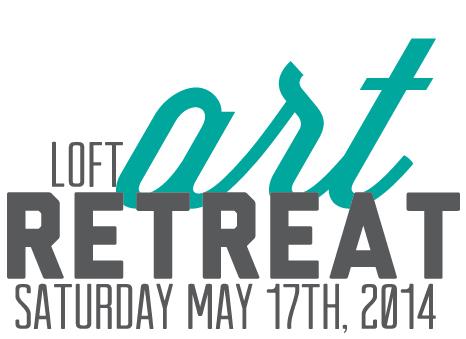 Loft Art Retreat, May 2014 | shurkus.com