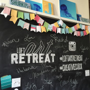Spring 2016 Loft Art Retreat Registration OPEN!