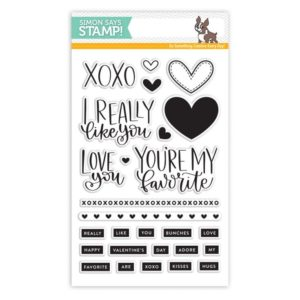 Really like you, Simon Says Stamp