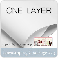 Lawnscaping One Layer #39 Challenge