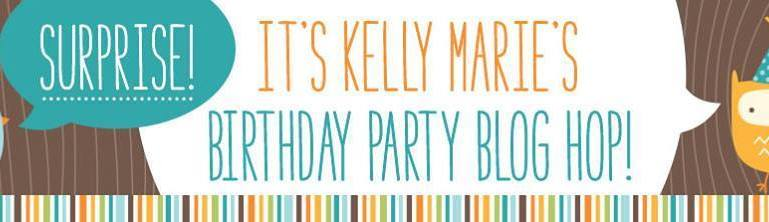 kelly marie's birthday!
