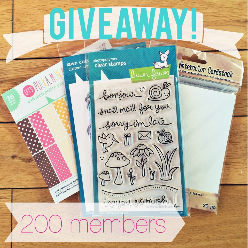 {creative chick} studio share facebook group GIVEAWAY | shurkus.com