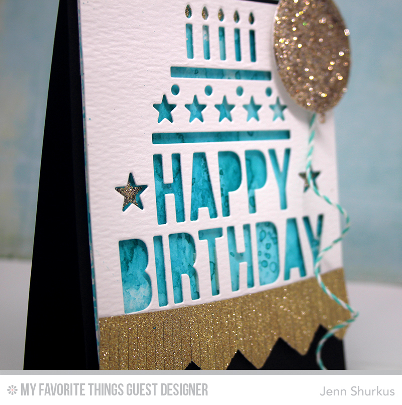 Happy Birthday, My Favorite Things | shurkus.com