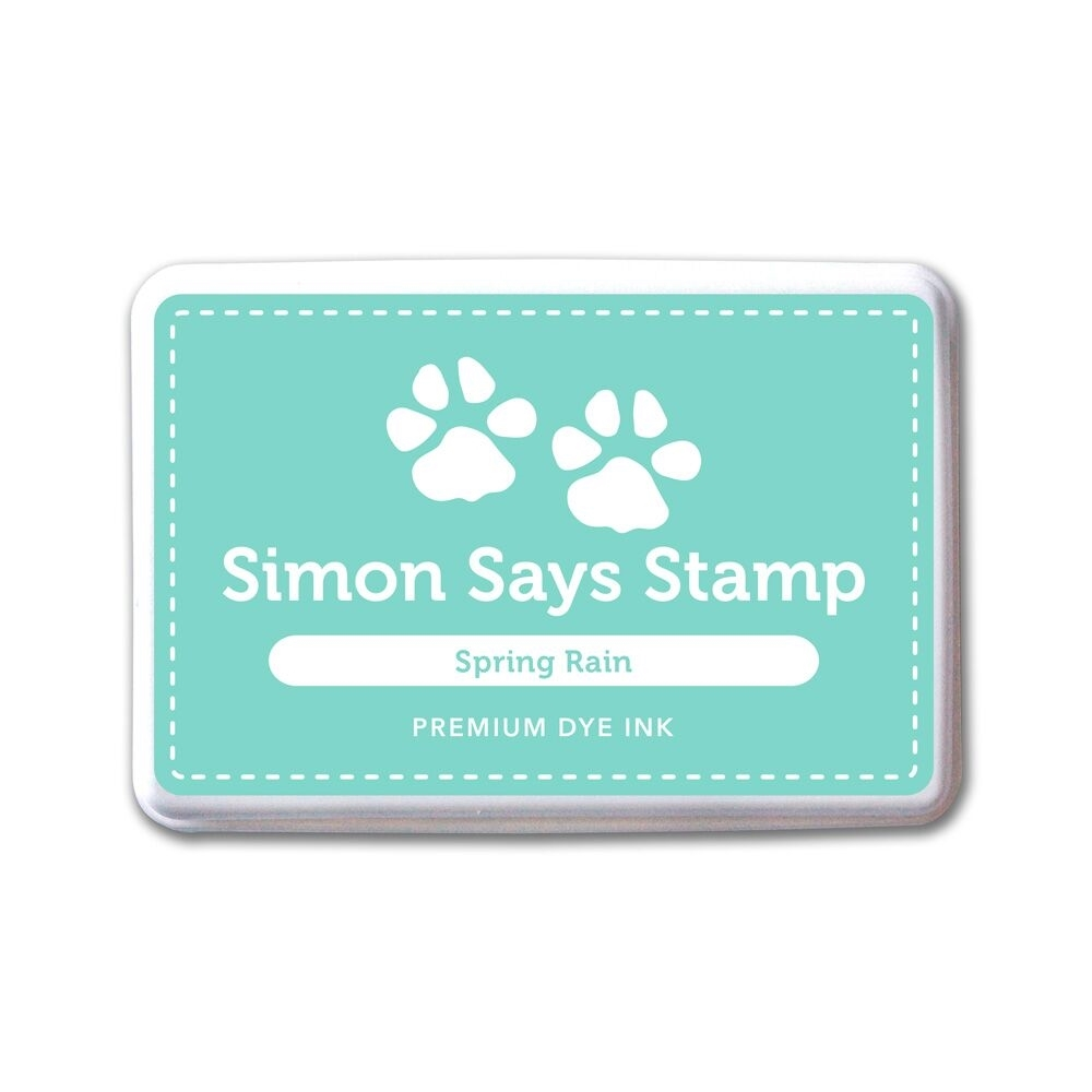 Simon Says Stamp, Spring Rain Ink Pad
