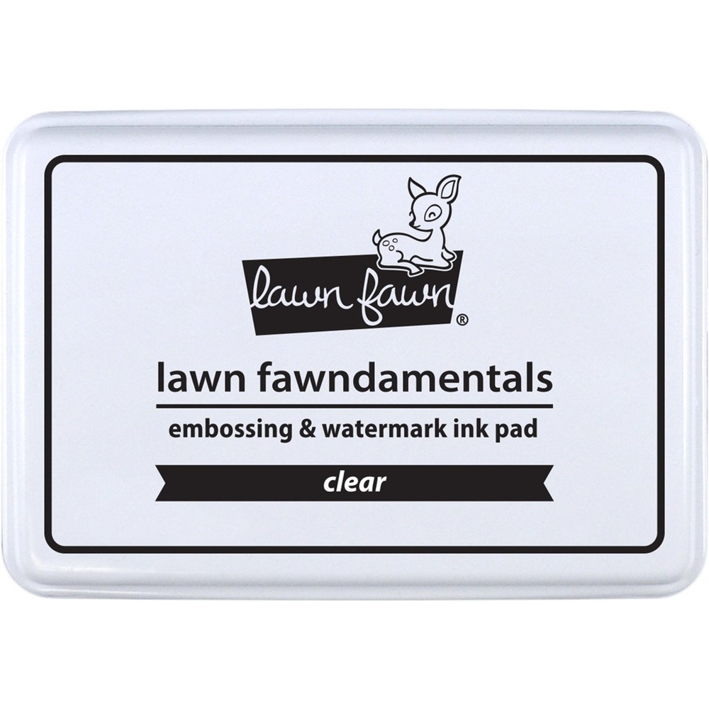 Lawn Fawn, Embossing Ink Pad