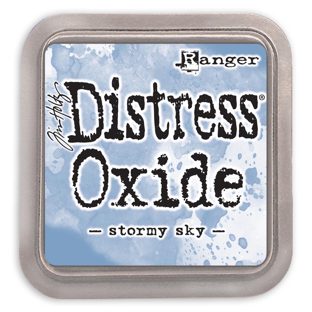 Tim Holtz, Distress Oxide Stormy Sky