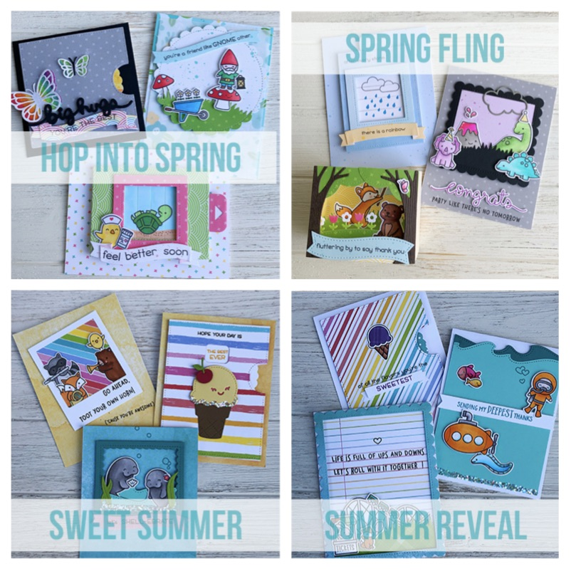 {creative chick} card kits | shurkus.com