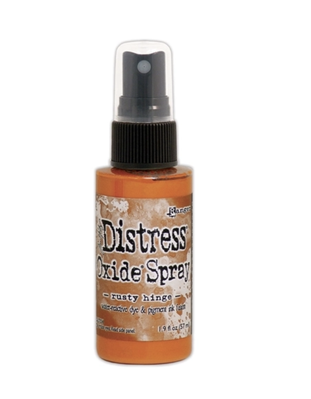 Tim Holtz Distress Oxide Spray, Rusty Hinge