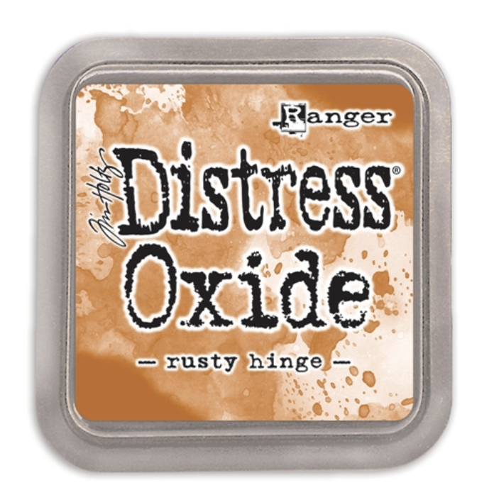 Tim Holtz, Distress Oxide Rusty Hinge