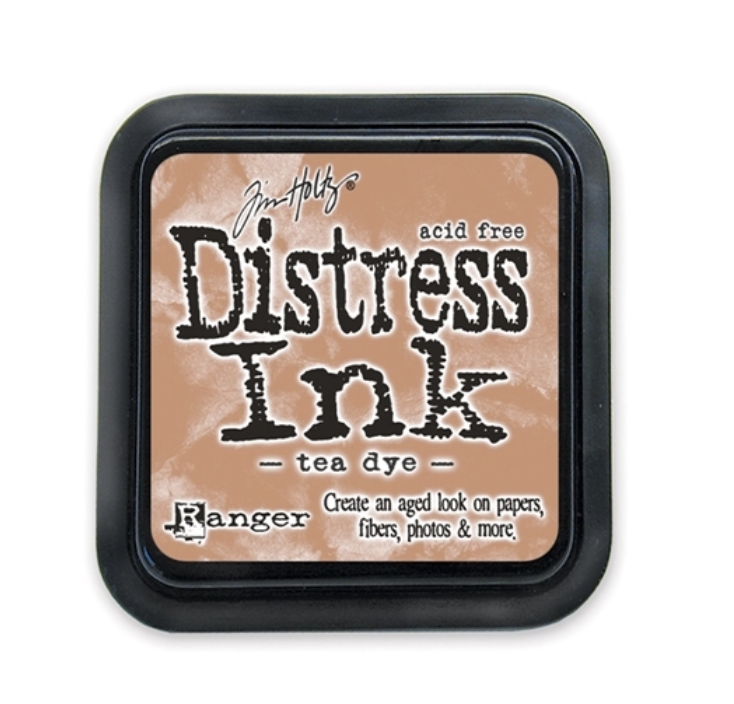 Tim Holtz, Tea Dye Distress Ink
