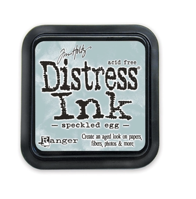 Tim Holtz, Speckled Egg Distress Ink