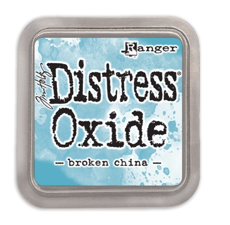 Tim Holtz, Distress Oxide Broken China