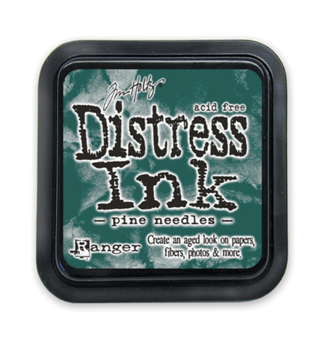 Tim Holtz, Pine Needles Distress Ink