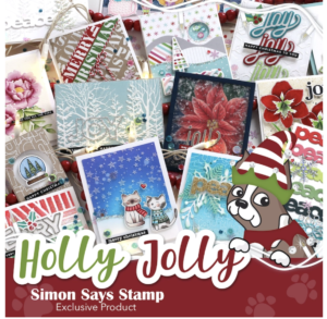 Simon Says Stamp, Holly Jolly Exclusive Product